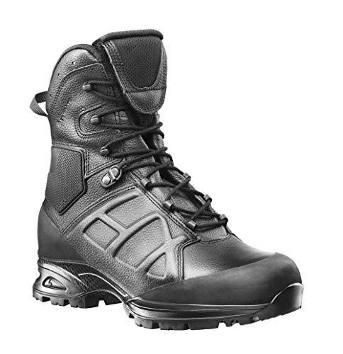 Haix Ranger GSG9-X Sportlicher Stiefel für Harte Einsätze, Schwarz, 43 EU