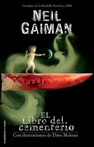 Libro Del Cementerio,El Novela Rt (Novela (roca)) por Neil Gaiman