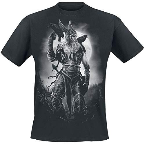 Toxic Angel Odin T-Shirt schwarz XXL -