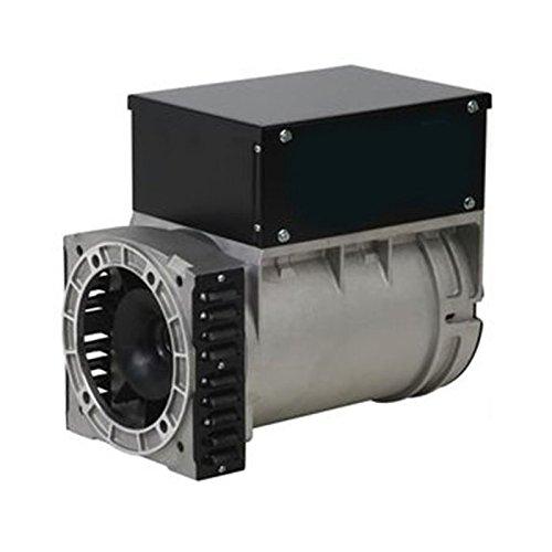 ALTERNADOR MECC ALTE TRIFÁSICO 220/380V 15 KVA A 3000 RPM (Tapa alta ciega)