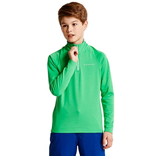 Dare 2b Kinder Ricochet Stretch Midlayer Einheitsgröße Grün - Acid Green Preisvergleich