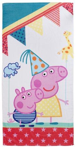 Peppa Pig Handtuch Funfair 140 x 70 cm