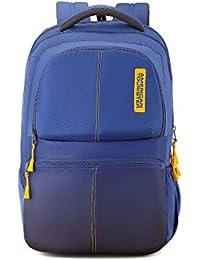 American Tourister 30.5 Ltrs Teal Laptop Backpack (AMT Helix Laptop Bag 01 Teal)