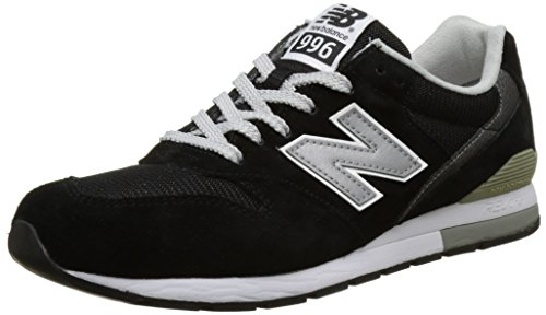 New Balance - Mrl996, Sneakers da uomo, Nero (black), 44.5