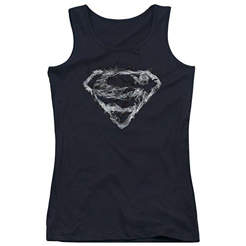 Superman - Fumer jeunes femmes Débardeur Shield - Black