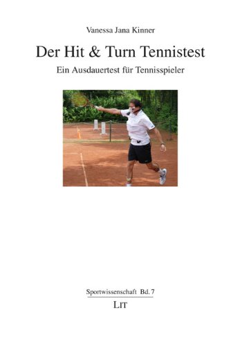 Der Hit & Turn Tennistest