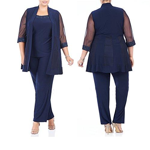Dressvip -  Tailleur pantalone  - Donna Image