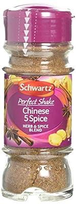 Schwartz Chinese 5 Spice Herb & Spice Blend, 58g from Schwartz