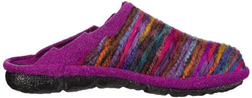 Romika  Mikado 66,  Pantofole donna Multicolore (Mehrfarbig (fuchsia-bunt 489))