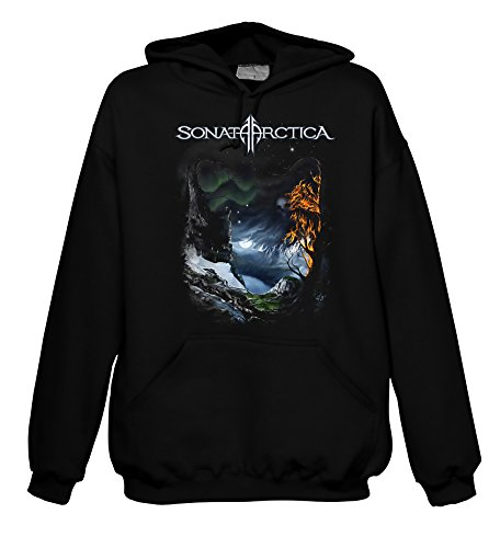 Sonata Arctica Days of grays Hood 2XL (Sonata Arctica Hoodie)