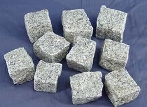 granit pflastersteine kopfstein naturstein 6 4 grau. Black Bedroom Furniture Sets. Home Design Ideas