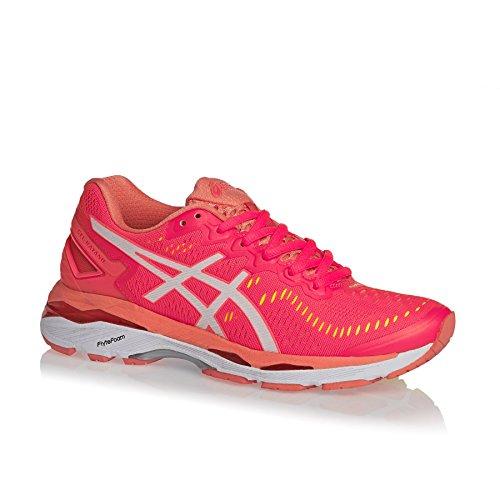 Asics Gel-Kayano 23 W, Chaussures de Sport Femme Rose (Diva Pink/white/coral Pink)
