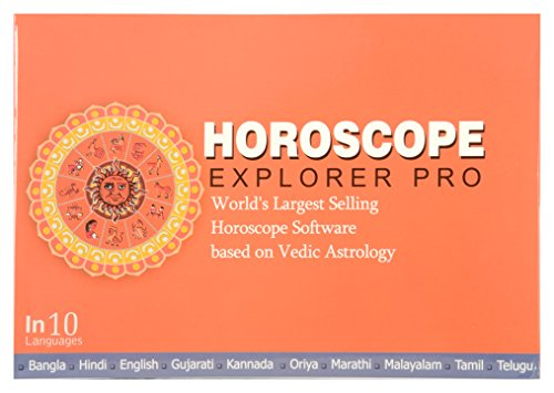 Horoscope Explorer PRO in 10 Languages- CD-ROM