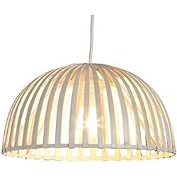 Hanoi D30 Lussiol-Lámpara de techo de bambú