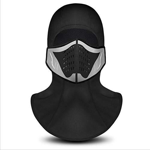 Winter Vollgesichtswarme Maske Fahrrad Winddicht Maske Outdoor Männer Und Frauen Winddicht Maske Motorrad Reiten
