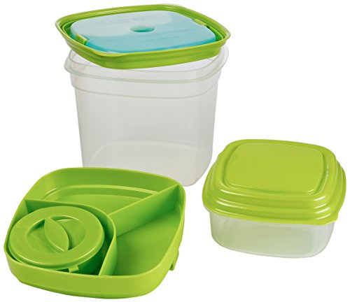 fit-fresh-salad-side-lunch-kit-with-ice-pack-set-of-2-reusable-containers-with-lids-bpa-free-by-fit-