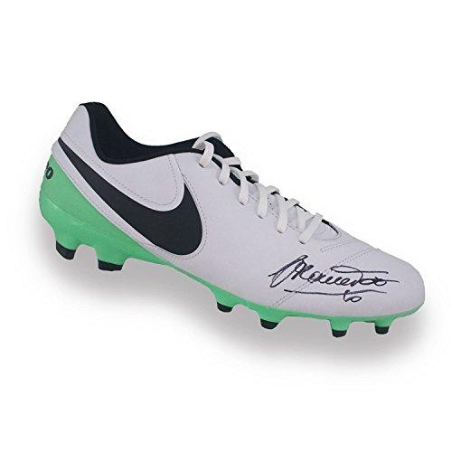 Fußballschuh von Francesco Totti signiert Autogramm Sport-memorabilien