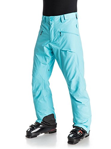 Quiksilver Boundary Plus Pantalon de ski Homme Bleu - Blue Fish