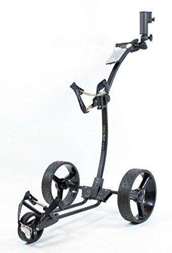 Yorrx® Slim Lion Pro 5 PLUS (noir) chariot de golf / chariot manuel