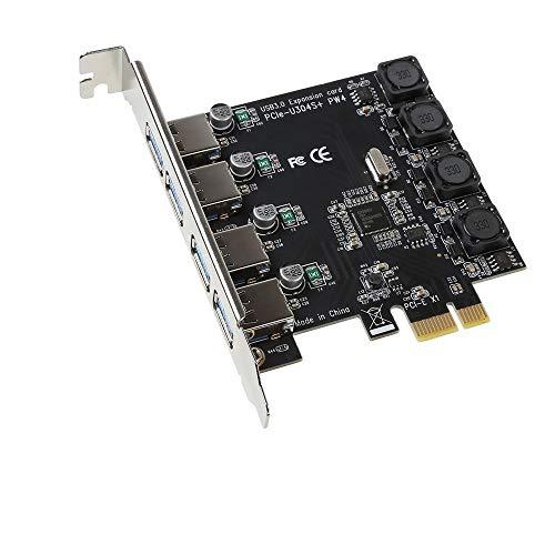 ORICO Adaptador Tarjeta PCI Express PCIe SuperSpeed
