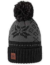 43f150d01e6d Amazon.fr   bonnet homme pompon - Bonnets   Casquettes, bonnets et ...