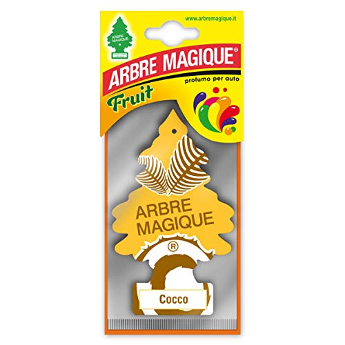 Arbre Magique Deodorante per Auto Cocco