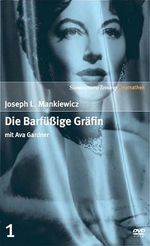 Die Barfüßige Gräfin mit Ava Gardner - SZ Cinemathek Traumfrauen (Die Süddeutsche.de)