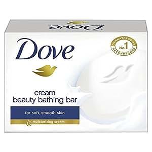 Dove Cream Beauty Bathing Soap Bar, 50gm