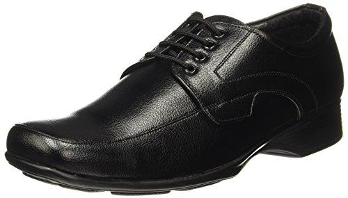 BATA Men\'s Quin Two Black Formal Shoes-7 UK/India (41 EU)(8216651)