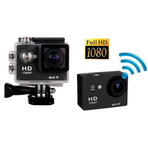 Storex Xtrem CHDW5003 Full HD Camescopes Caméra de Sport 1080 Pixels Zoom Optique 4 x 5 Mpix
