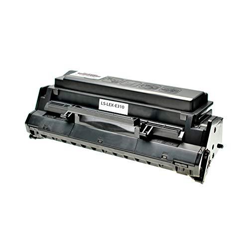 Toner für Lexmark E310 - Schwarz, 6.000 Seiten, kompatibel zu 13T0101 -