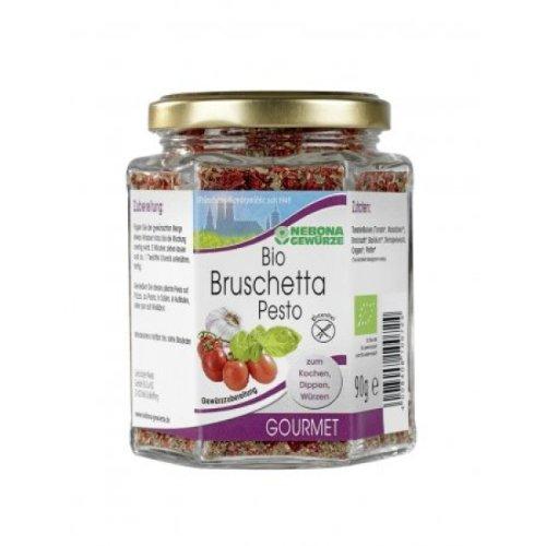 Preisvergleich Produktbild Nebona Gourmet,  Bruscetta Pesto, 90g