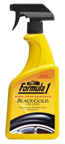 formula 1 615258 black gold tire shine (680 ml) Formula 1 615258 Black Gold Tire Shine (680 ml) 41kqQI2xTsL
