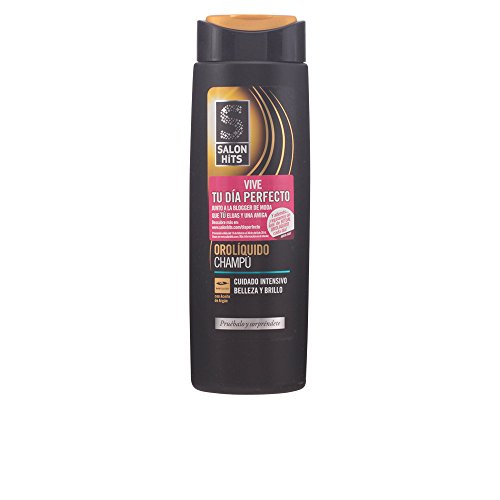 SALON HITS - ORO LIQUIDO shampoo 300 ml-unisex