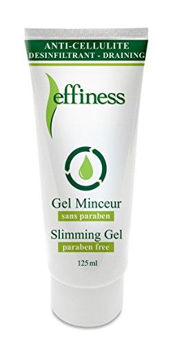 Effiness Gel Minceur Anti-Cellulite