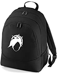 Embroidered Overwatch Mercy gamers rucksack backpack PS4 XBOX