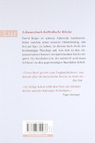 Image of Der heilige Schein: Als schwuler Theologe in der katholischen Kirche