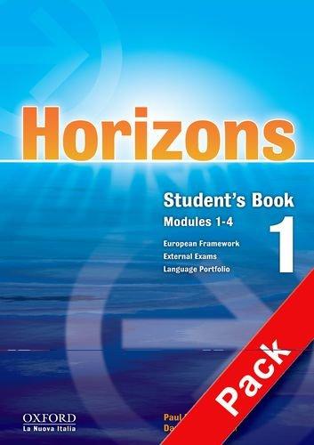 Horizons. Starter module. Student's book-Workbook-Portfolio. Con CD Audio. Con CD-ROM. Per le Scuole superiori: 1