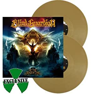 BLIND GUARDIAN, At the edge of time GOLD VINYL - 2LP