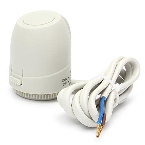 230V NC elektrischer thermischer Antrieb Mannigfaltigkeits-Fußbodenheizung-Thermostat-System -