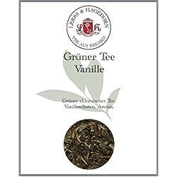 Grüner Tee Vanille 1kg