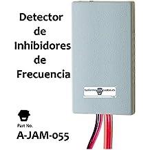 Detector de Inhibidores de frecuencia