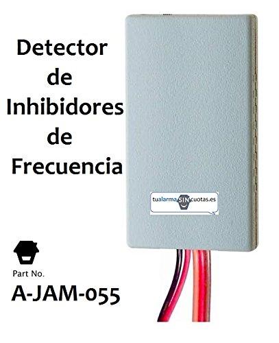 ▶ Detector de inhibidores de frecuencia, Sensor de Detección de Rango de frecuencia, Detector Anti-Inhibición ◀