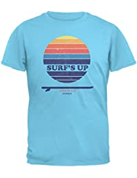 Surf's Up Bondi Beach Sydney Australia Sky Adult T-Shirt
