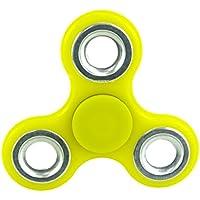 3 gear black Sunnyflowk children toy Hand Spinner Fidget Fun Gyro Stress Reliever Durable High Speed