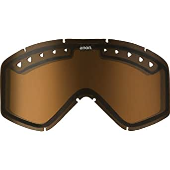 Solace Goggle lens Non-Mirror Amber - One Size