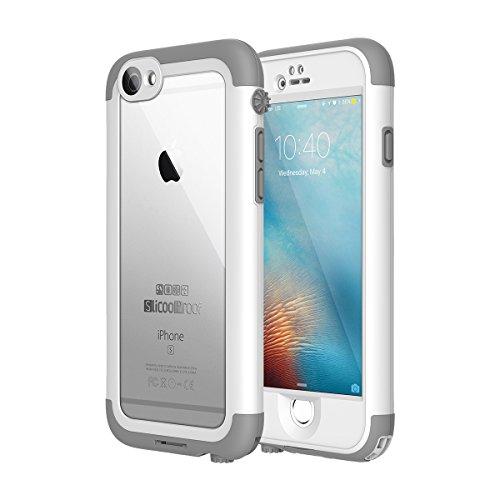 Coque Etanche pour iPhone 6 iPhone 6s,Pochette étanche Étanche Certifiée Breett Housse étanche Housse coque etanche, Pochette téléphone étanche Mpow Waterproof, Imperméable (profondeur de 10m), 4.7'', Garantie 100% Satisfait ou Remboursé