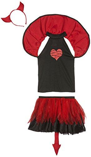 Imagen de rubie's  disfraz infantil diablesa tutuween, m s8412 m