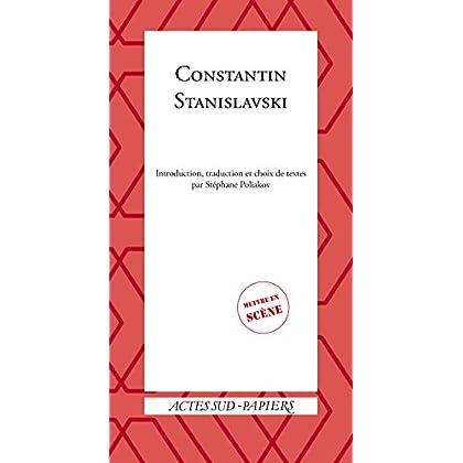 Constantin Stanislavski (Mettre en scène)