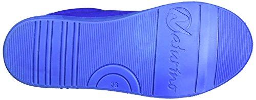 Naturino Unisex-Kinder 4425 Vl Sneaker Blau (Hellblau)